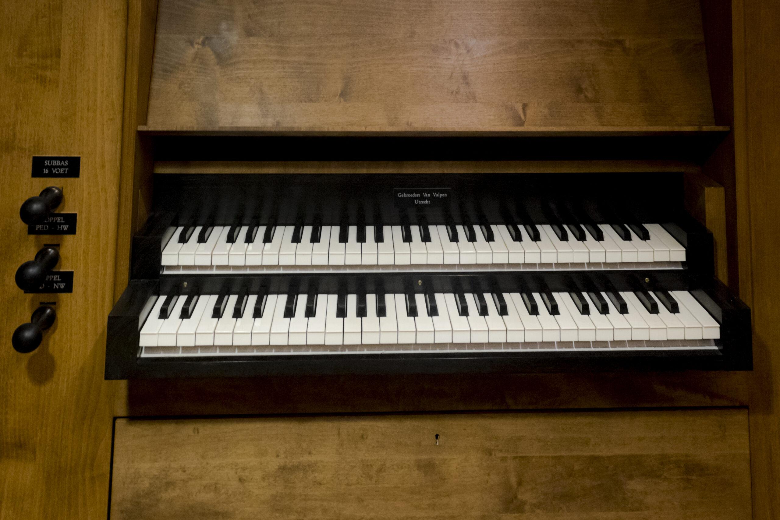 orgelklavier